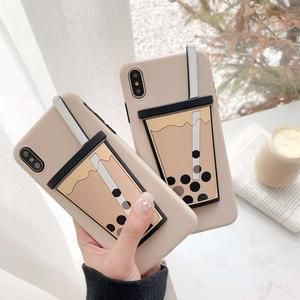 Boba Lover Phone Case For iPhone