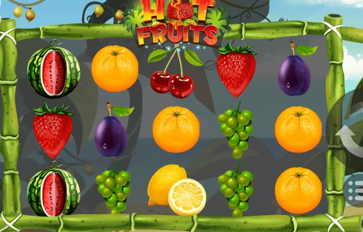 Sizzling Fruits Online