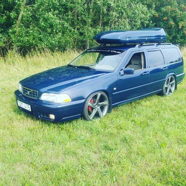 @frostelid Volvo V70 #swedish_bricks #v70 #prancingmoose