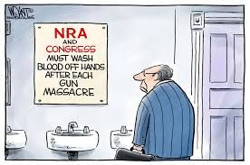Image result for weyant boston globe,nra andcongress must wash hands