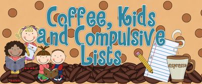 Coffee, Kids and Compulsive Lists: Winner and another FREEBIE!!!