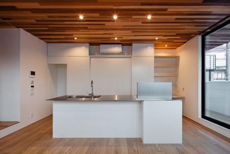キッチン 天井 板張り - Google 検索