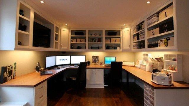 Two person desk ideas - Desk : Furniture Reference #6nXgon4XaD