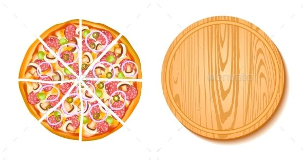 Pieces of Pizza and The Board Composition