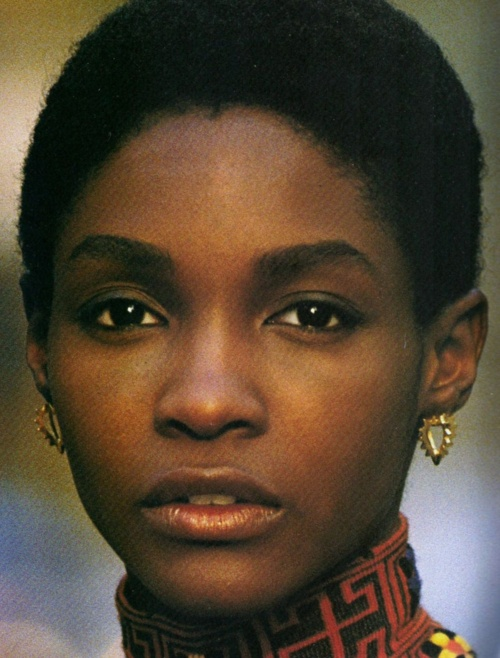 The Other Super Model: Roshumba Williamsrichdarkbeautifulandrare:    AIDA REALNESS…