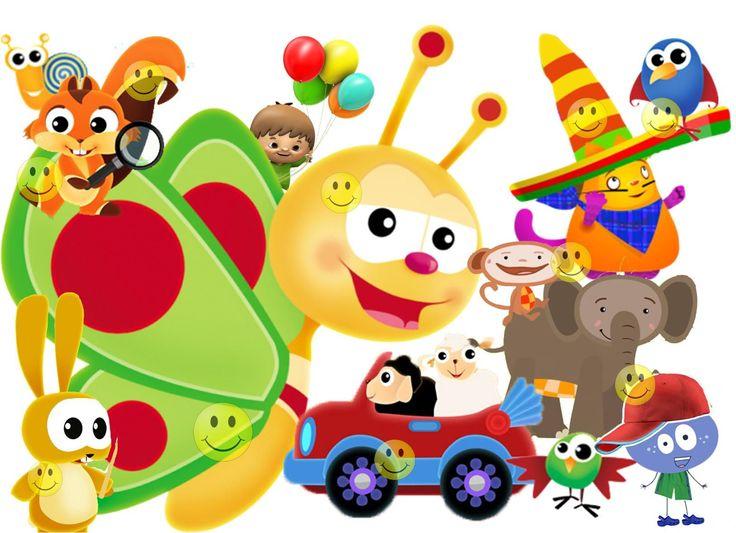 Tarjetas De Cumpleaños Baby Tv Para Imprimir En Hd 20 en HD Gratis