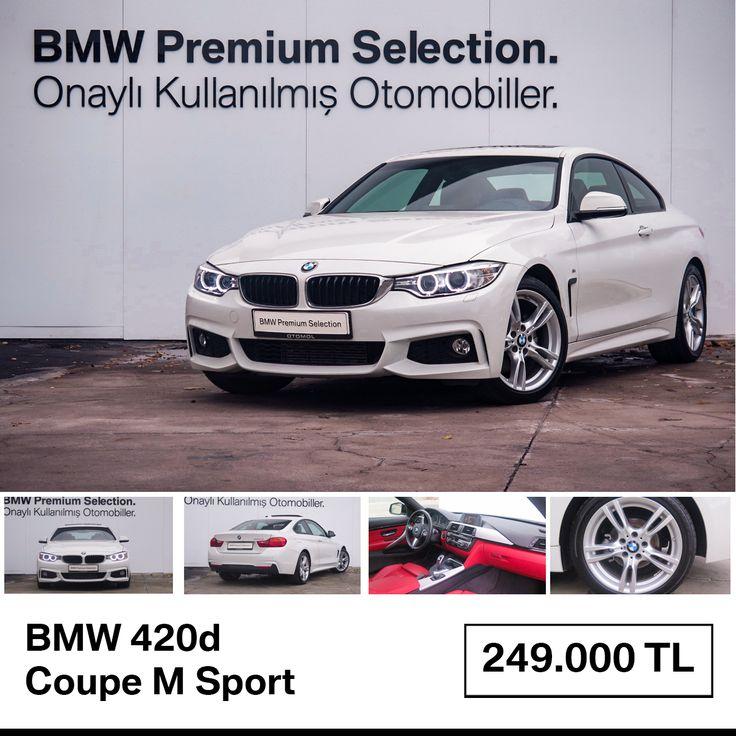 Güç, performans ve tasarım bir arada. Haftanın otomobili : MW 420d Coupe M Sport