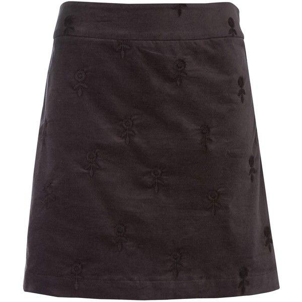 White Stuff Alcove Velvet Mini Skirt (2.800 RUB) ❤ liked on Polyvore featuring skirts, mini skirts, a line mini skirt, short white skirt, floral mini skirt, print maxi skirt and white midi skirts