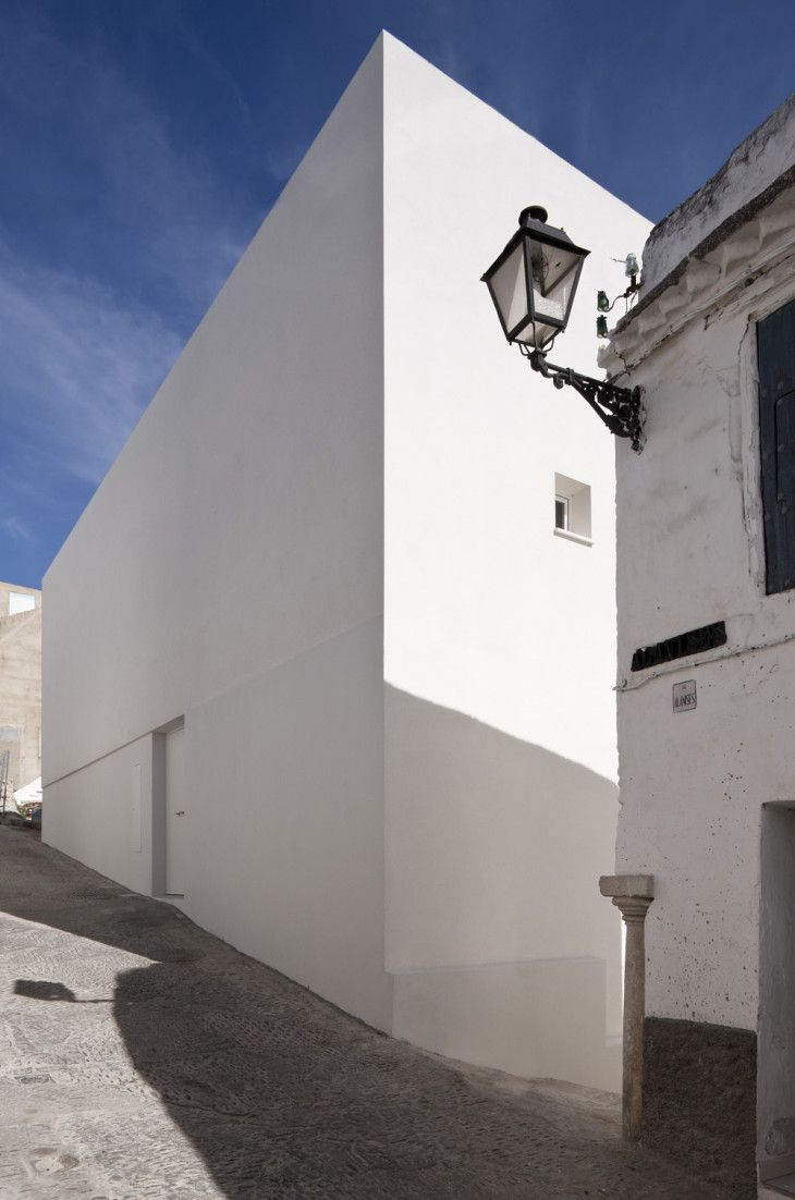 38 best images about plurifamiliar on pinterest studios - Arquitectos cadiz ...
