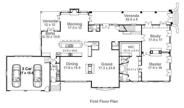 25 best ideas about charleston house plans on pinterest for Charleston floor plan