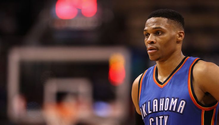 Russell Westbrook's season-long mania reached a furious, wailing-electric-guitar pitch in Tuesday night's game against the Portland Trail Blazers. He scored a career-high 58 points, but it wasn't enough to get Oklahoma City Thunder the win, an apt metaphor for their season.