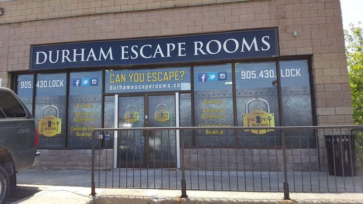 Best Escape Room In Durham