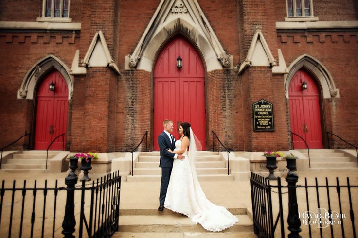 Stefan and Stephanie's Wedding   David Blair Photography » St. John United Church of Christ » Louisville, Kentucky