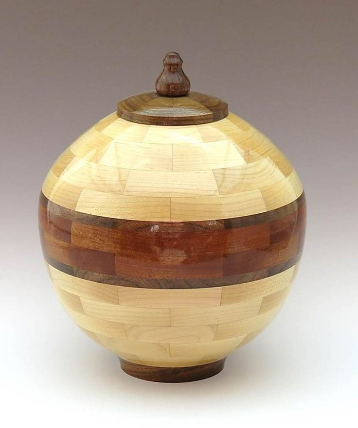 Do It Yourself Cremation Urns : Best images about turned box on pinterest wood