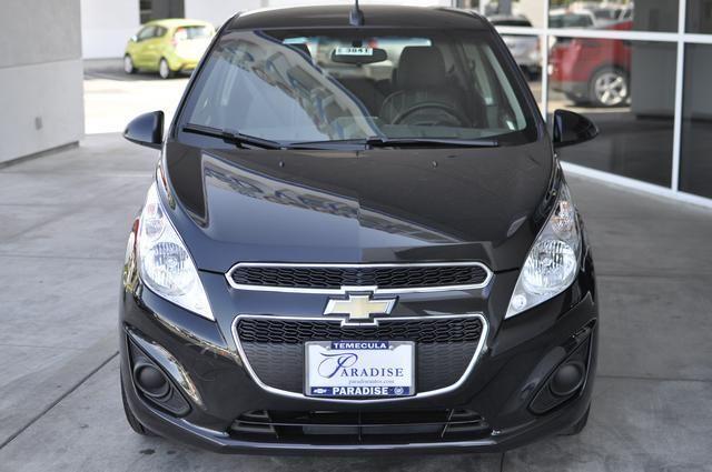 2014 Chevrolet Spark 1LTCVT 1LT CVT 4dr Hatchback Hatchback 4 Doors Black for sale in Temecula, CA Source: http://www.usedcarsgroup.com/used-chevrolet-for-sale-in-temecula-ca