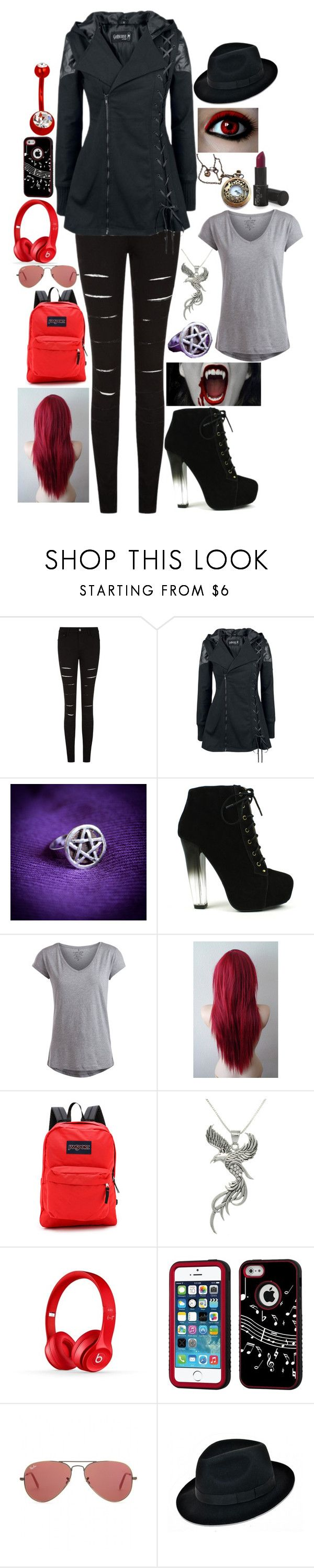 """Phoenix's First Day of School Outfit"" by mmgio on Polyvore featuring Fahren… – My Polyvore"