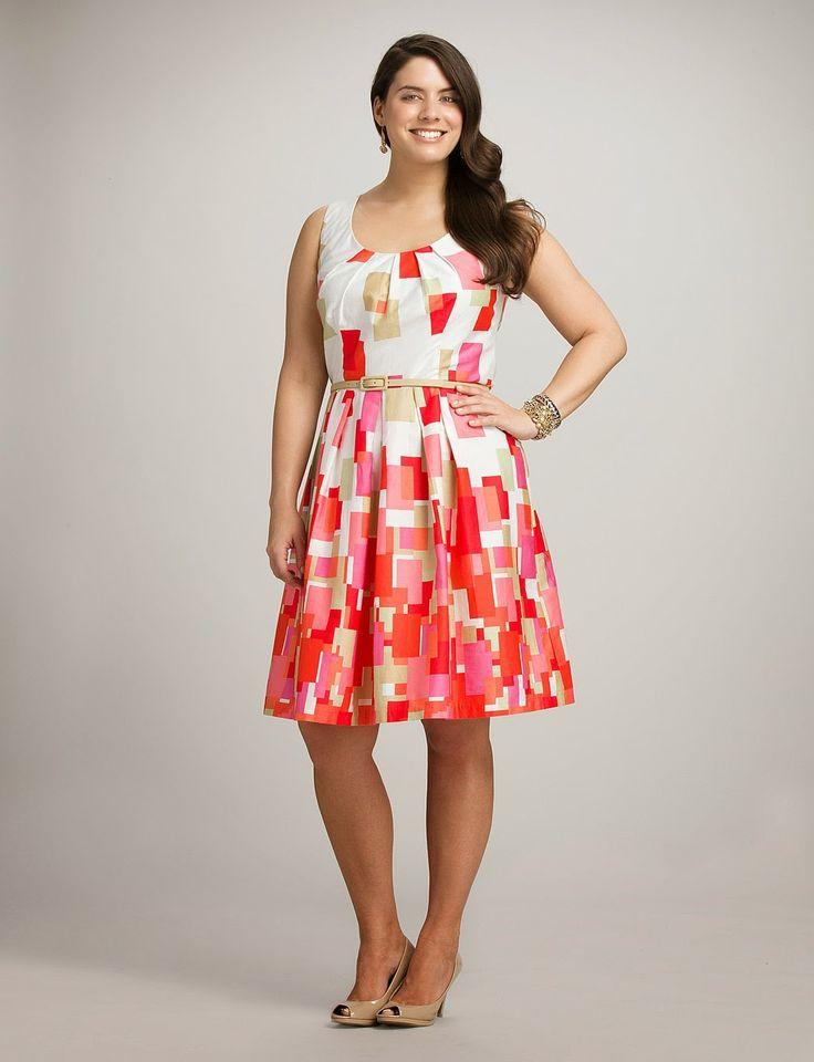 Magníficos vestidos casuales para gorditas   vestidos ...