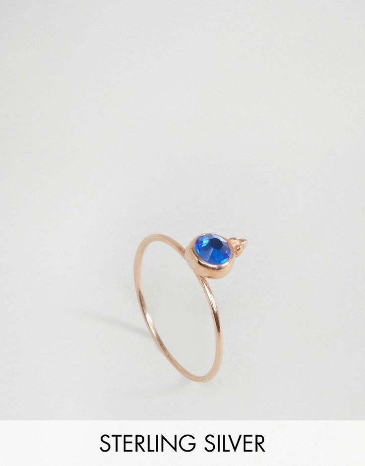 Get this Asos's ring now! Click for more details. Worldwide shipping. ASOS Rose Gold Plated Sterling Silver Birth Stone September Ring - Blue: Ring by ASOS Collection, Rose-gold-plated sterling silver, September birth stone, Set on a slim shank, 80% Sterling Silver, 20% Plastic. Score a wardrobe win no matter the dress code with our ASOS Collection own-label collection. From polished prom to the after party, our London-based design team scour the globe to nail your new-season fashion goals…