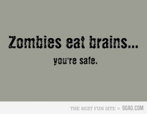.: No Worry, Zombies Apocalypse, Some People, Funny Stuff, Stuff I Like, Zombies Eating, You R Safe, Random Stuff, True Stories