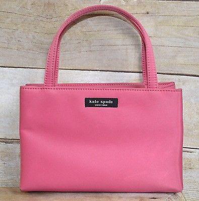 Kate-Spade-Pink-Handbag-Lightly-Used-Classic-Style