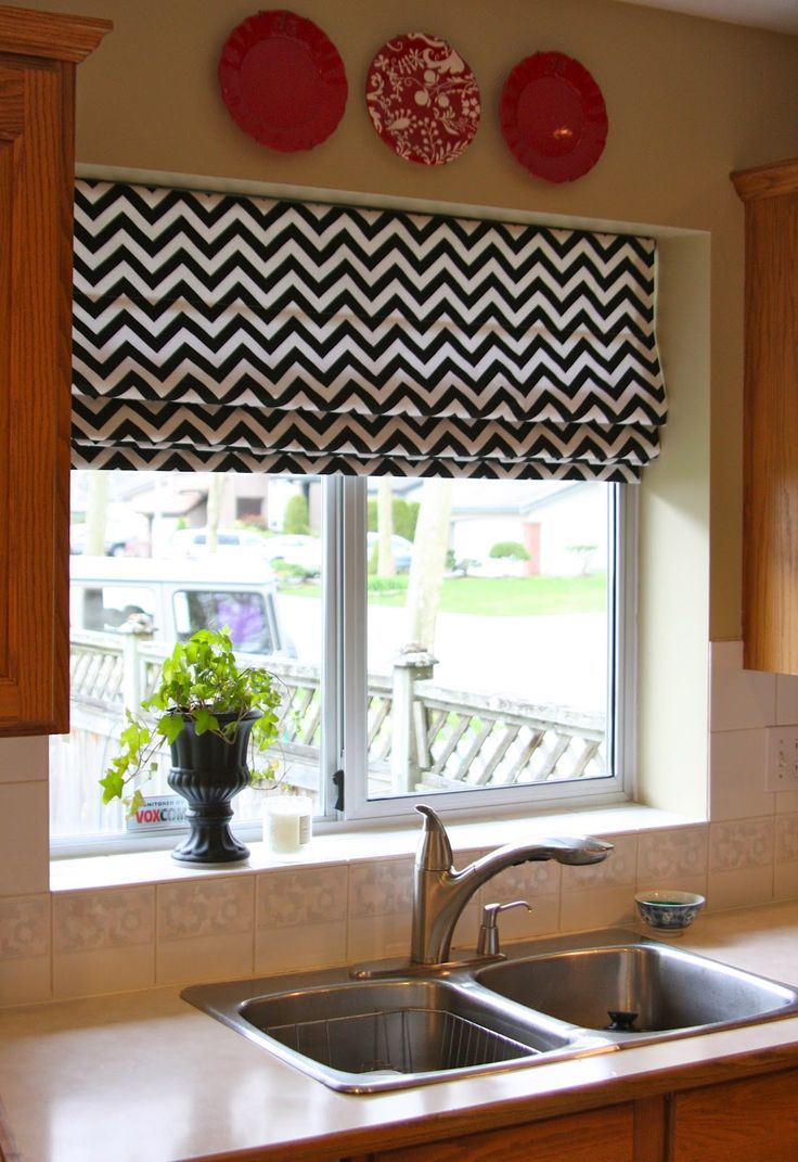 How-to Sew a Roman Blind