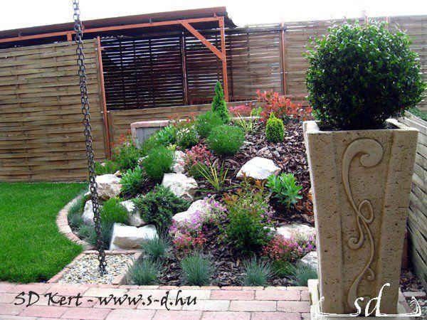 SD KERT - kertépítés: kertburkolás és kertépítés, kert, kerti burkolatok kialakítása, burkolat-tervezés, térkő lerakása, térkövezés, gumiburkolat, tipegő és kültéri faburkolat