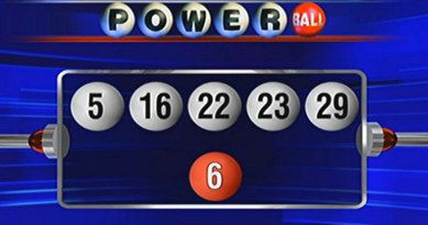 Do you know that the richest Powerball Jackpot ever and the 2nd largest top prize in U.S. History, went to two winning tickets who drew the numbers 5,16,22,23,29 & Powerball 6. The lucky tickets were in Arizona and Missouri. #luckynumbers