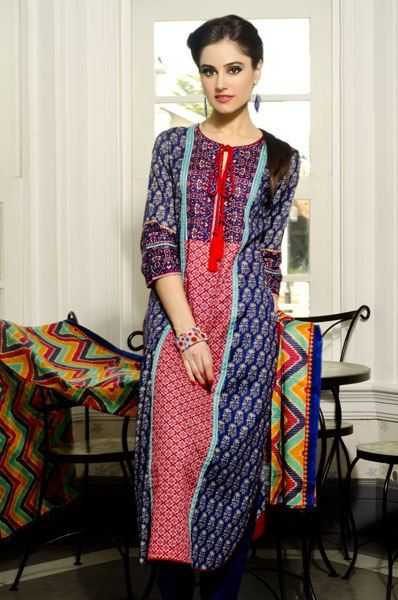 Mausummery Summer Lawn Collection 2013 I