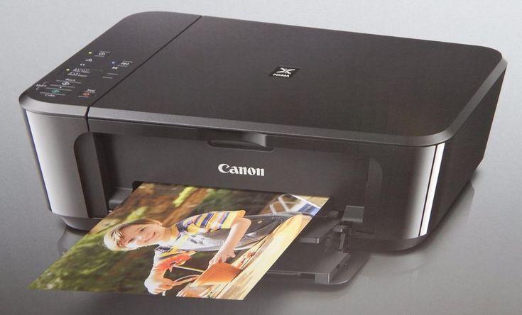 NEW Canon PIXMA MG3620 Wireless Printer Copier Scanner & Cloud Link BLACK #Canon