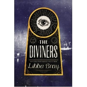 The Diviners by Libba Bray - Fiction Gr. 9+ Starred Reviews from Booklist, Kirkus, School Library Journal -- Publishers Weekly Best Children's FictionWorth Reading, Divination, Book Worth, Young Adult, Libba Bray, New York, Reading Lists, Libbabray, Ya Book