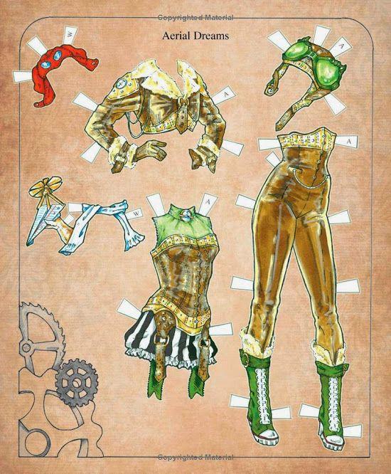 Amato 85 best Paper Dolls images on Pinterest | Dressing up, Paper toys  JJ16
