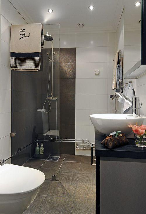 Home Design And Interior Design Gallery Of Bathroom Modern White Swedish  Apartment Bathroom Design With Shower Bathroom Designs For Apartments