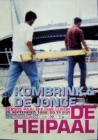 Kombrink & De Jonge. De heipaal. Eerste paal nieuwe Luxor 28 september 1998, bouwplaats Kop van Zuid.  Datering:28/9/1998