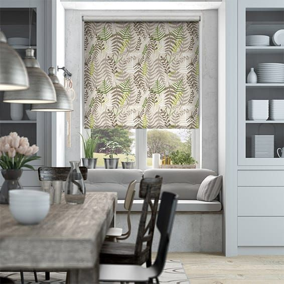 Choices Arboretum Natural Roller Blind