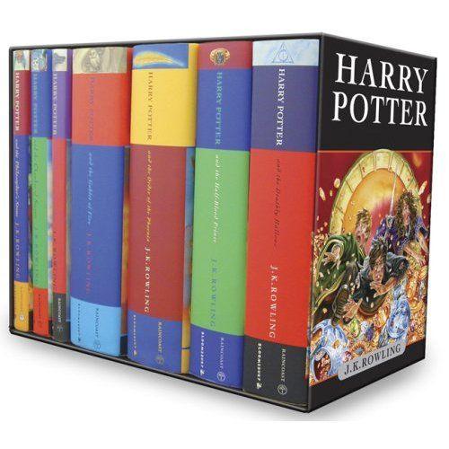 Her Ülkeden Harry Potter Kapakları!