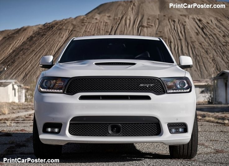 Dodge Durango SRT 2018 poster, #poster, #mousepad, #tshirt