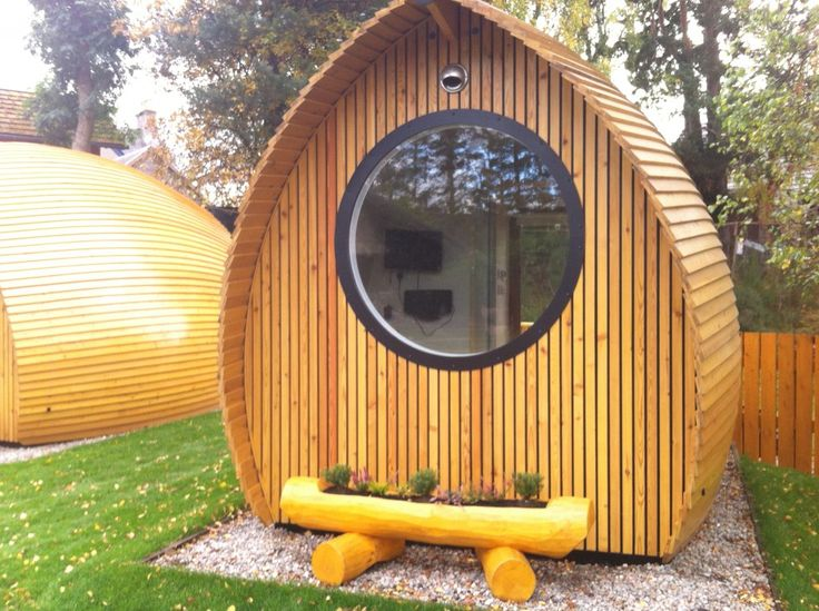 Aviemore Glamping - Scotland, UK #pod #glamping in Cairngorms National Park.