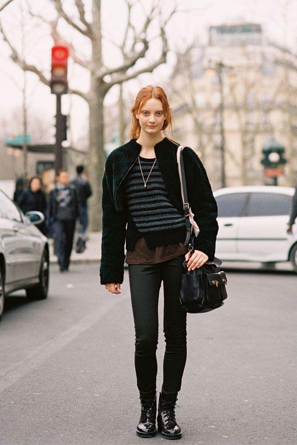 Style, jumper: Codie Verde, Vanessa Jackman, Fashion Ivabellini, Paris Street Styles, Paris Fashion Weeks, Codie Young