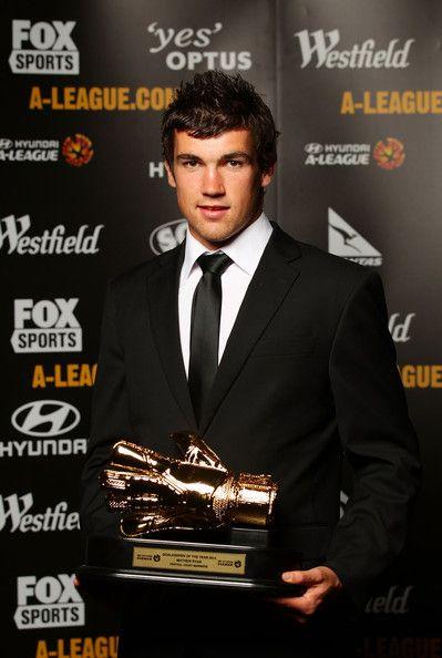 Mathew Ryan Photos: 2012 A-League And W-League Awards