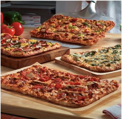 Click HERE to access the 1/2 of Domino's Pizza coupon!