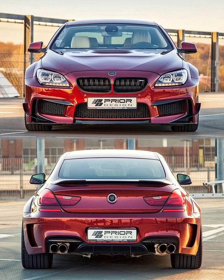 2014 BMW 6-Series Prior Design etmeyin la