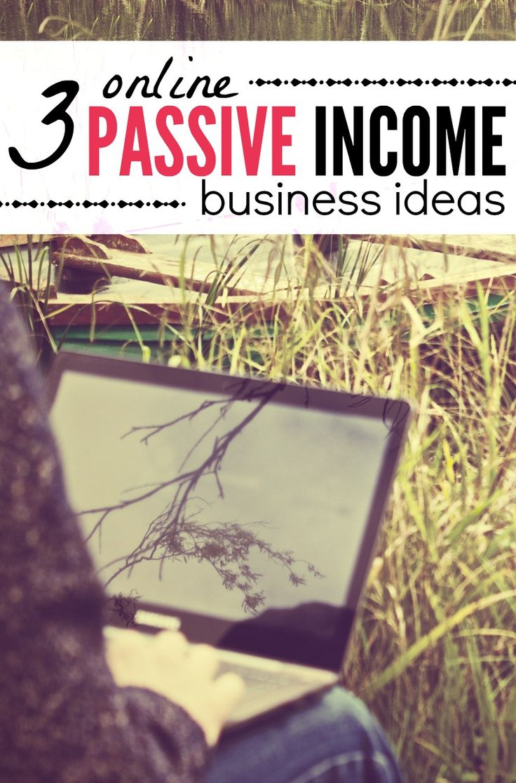Passive income takes either money or time to get started in the beginning but is well worth the effort! Here are three online passive income business ideas for you to consider.
