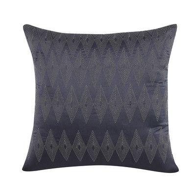 Nikki Chu Decorative Synthetic Throw Pillow