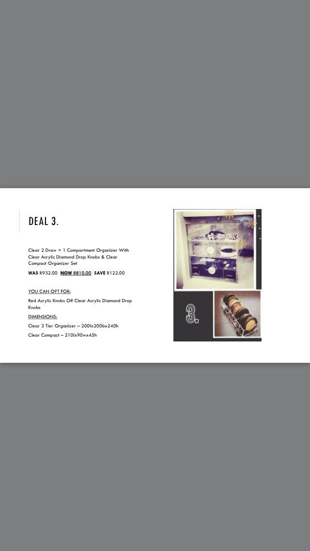 Deal 3.