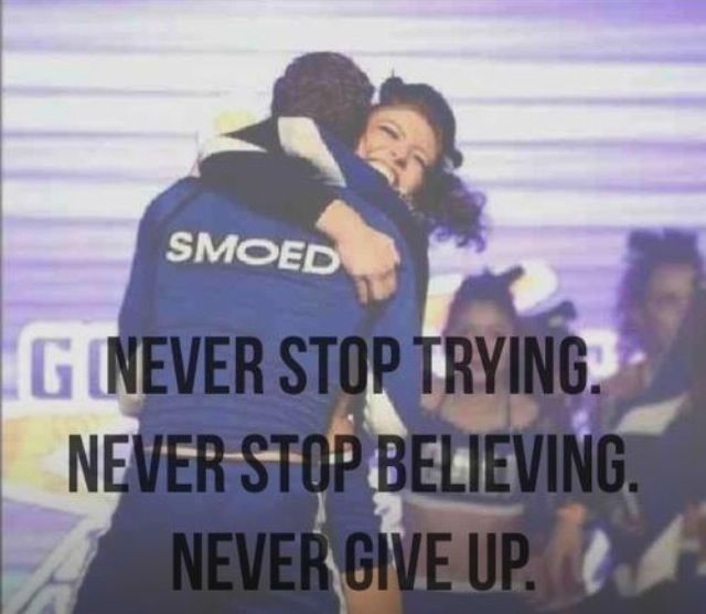 Cheerleading Friend Quotes: 1000+ Images About Cheerleading Quotes And Sayings On