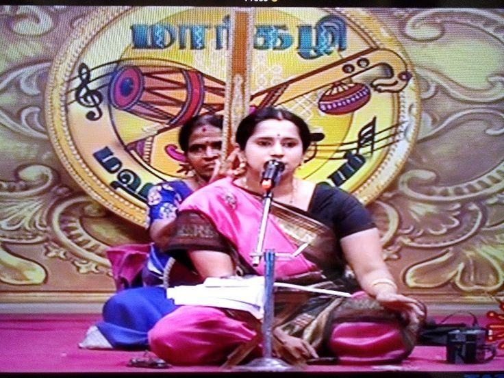 My musings.....!: Visaka Hari's musical essay on Valli Thirumanam in...