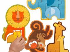 Safari Babies Progressive Beginner Puzzles