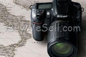 """Nikon DX VR 18- 55  * Tamron AF Tele-macro 70-300 med motljusskydd  * Nikon 50mm porträtt objektiv 1: 1,8D  * Tamron """"multi""""-objektiv18-200 med Hoya polariserande filter och motljusskydd.  Check out more #cameras for sale on http://www.ibuywesell.com/en_SE/category/Cameras/396/  #Nikon #digitalcamera #usedcamera"""