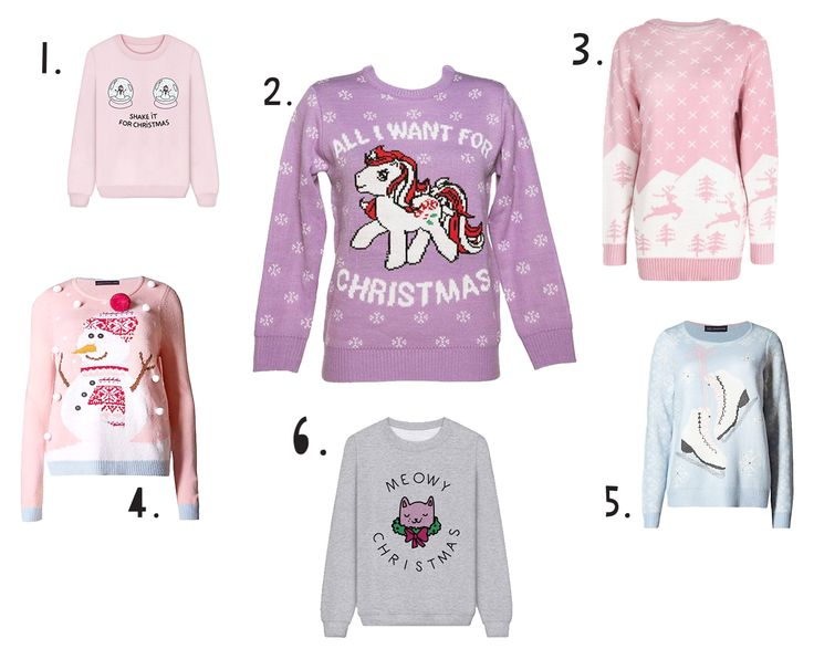 The Ultimate Christmas Jumper Picks