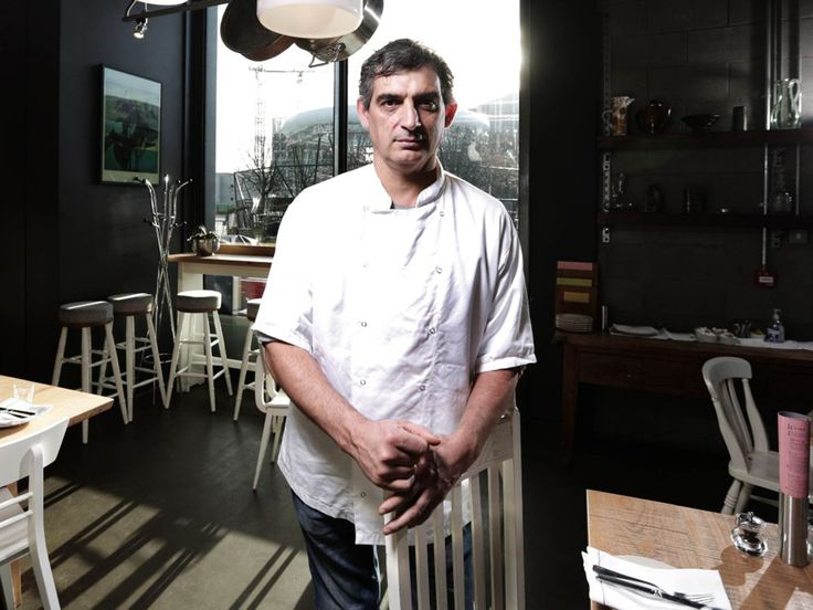 Bruno Loubet, the Michelin-starred French chef famed for his classical meat dishes, is banning beef from the menu at his restaurant Grain Store.